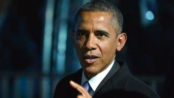 Президент США Барак Обама  в Петергофе