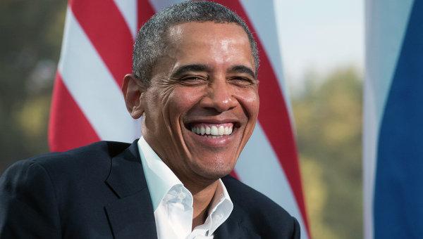 Президент США Барак Обама на саммите G8. Архивное фото