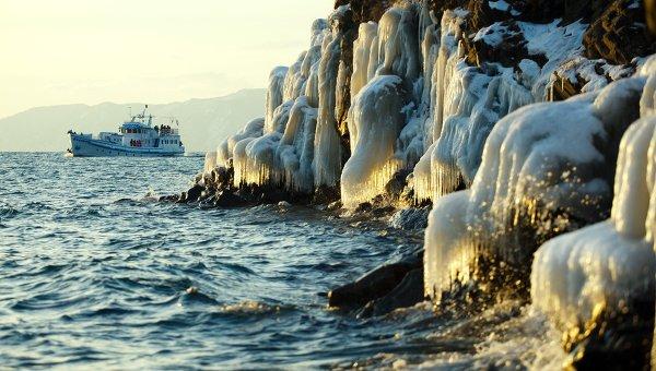 Байкал. Архивное фото