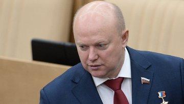 Первый заместитель председателя комитета ГД по обороне Андрей Красов. Архивное фото