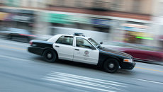 Машина полиции. Архивное фото