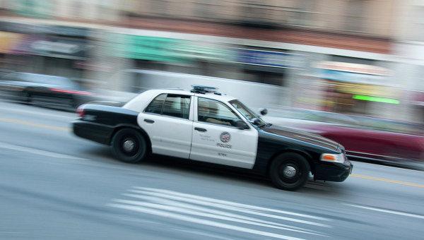 Машина полиции в США. Архивное фото