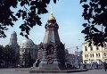Памятник Героям Плевны в Ильинском сквере