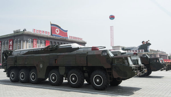 Военная техника КНДР, архивное фото