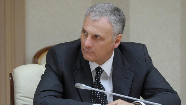 Губернатор Сахалинской области Александр Хорошавин. Архивное фото
