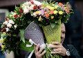 Продажа цветов в преддверии праздника 8 марта