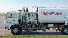 Автомобиль компании ExxonMobil. Архивное фото