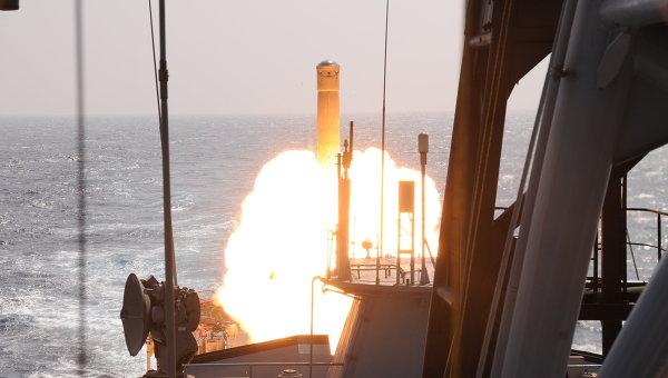 Испытания противокорабельной российско-индийской ракеты БраМос. Архивное фото