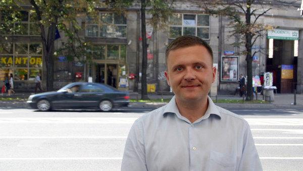 Матеуш Пискорский, директор Европейского центра геополитического анализа. Архивное фото
