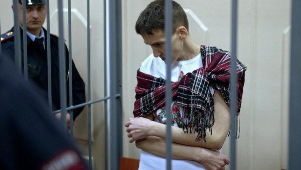 Рассмотрение жалобы на объединение двух уголовных дел против Н.Савченко