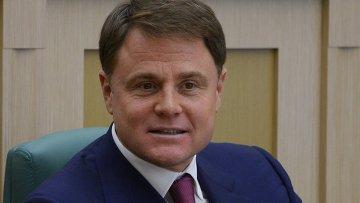 Губернатор Тульской области Владимир Груздев. Архив