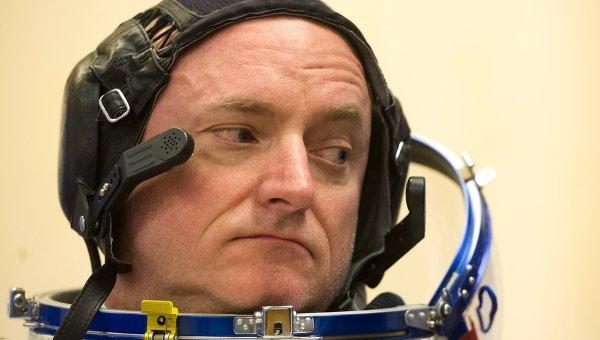 Астронавт НАСА Скотт Келли (США)