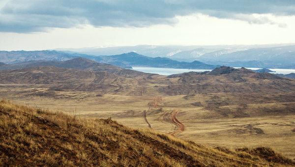 Остров Ольхон на Байкале. Архивное фото