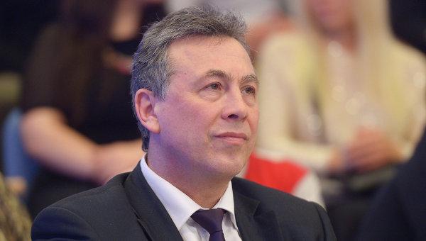 Заместитель Министра образования и науки Российской Федерации Вениамин Каганов