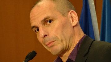 Экс-министр финансов Греции Янис Варуфакис. Архивное фото