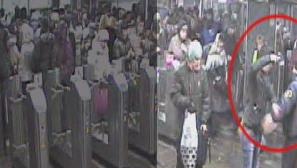 Гражданин, угрожавший контролеру пистолетом в вестибюле метро Щелковская