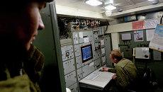 Военнослужащие во время несения боевого дежурства зенитными ракетными дивизионами. Архивное фото