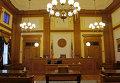Зал судебных заседаний в Портленде, США
