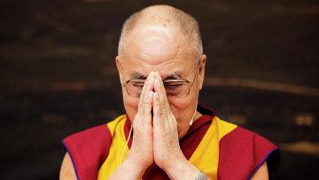 Тибетский духовный лидер Далай Лама. Архивное фото