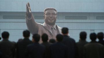 Пхеньян, архивное фото