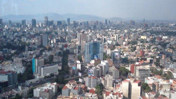 Вид Мехико