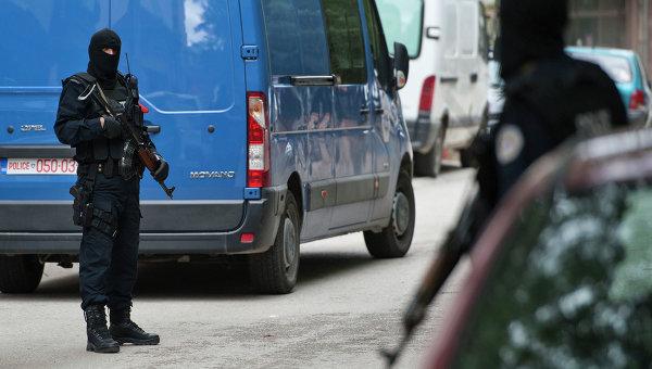 Полицейские Косово. Архивное фото