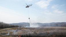 Командно-штабные учения МЧС РФ в Приморском крае. Архивное фото