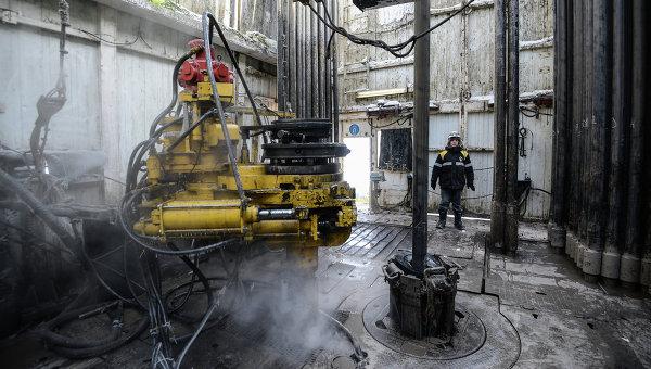 Ванкорское нефтегазовое месторождение в Красноярском крае. Архивное фото