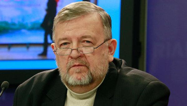 Владимир Зорин, Институт этнологии и антропологии РАН