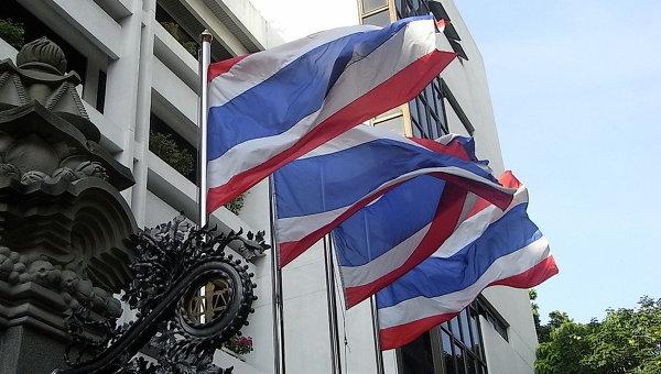 Ситуация в Таиланде. Архивное фото