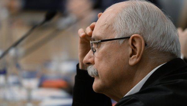 Президент Российского фонда культуры, режиссер Никита Михалков. Архивное фото