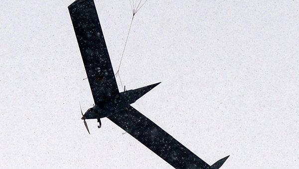 Беспилотный летательный аппарат (БПЛА) Орлан-10