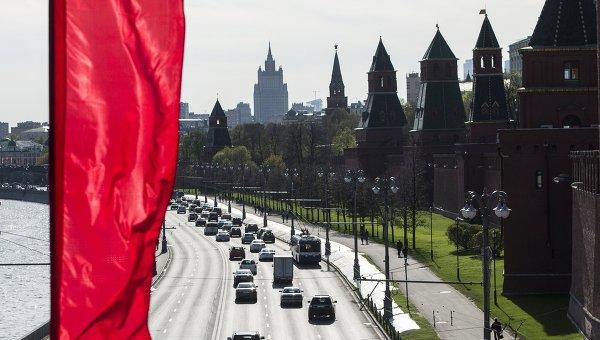Отдыхающие в Москве. Архивное фото