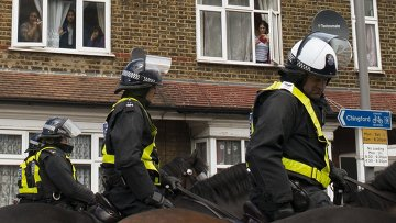 Полиция в Лондоне. Архивное фото