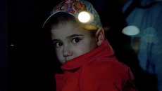Ребенок. Архивное фото