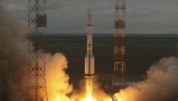 Запуск РН Протон-М со спутником MexSat-1, 16 мая 2015 года