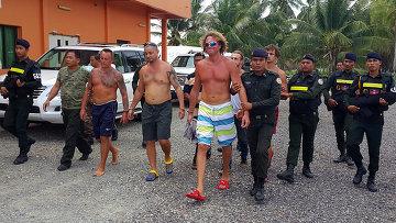 Задержание Сергея Полонского полицией Камбоджи