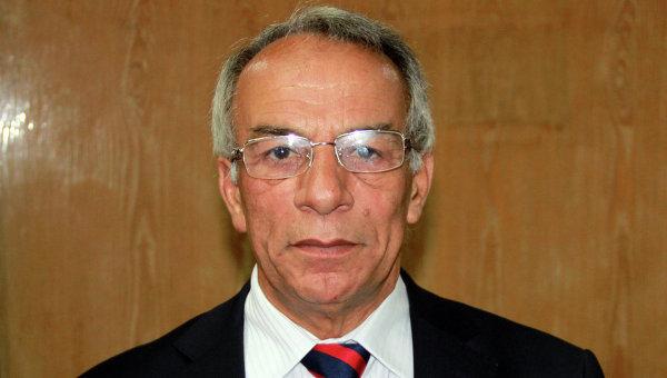 Губернатор провинции Северный Синай генерал Абдель Фаттах Хархур