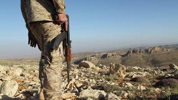 Боец Хезболлах. Архивное фото