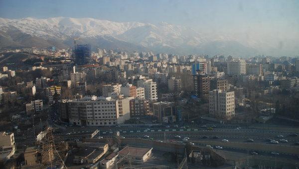 Ситуация в Иране. Архивное фото