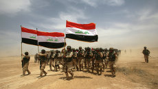 Иракские солдаты, Архивное фото