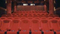 Зрительный зал кинотеатра Пионер. Архивное фото