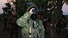 Разведка ополчения ДНР. Архивное фото