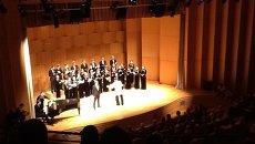 Концерт русской духовной музыки и рамках программы Голоса православной России