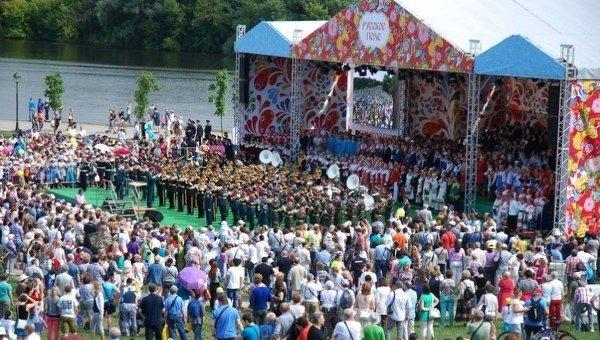 Участники фестиваля «Русское поле» смогут выиграть путевки в«регион мечты»