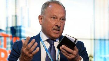 Председатель Государственной корпорации Банк развития и внешнеэкономической деятельности (Внешэкономбанк) Владимир Дмитриев. Архивное фото