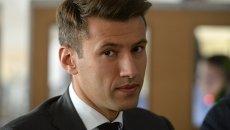 Руководитель Агентства по ипотечному жилищному кредитованию Александр Плутник. Архивное фото