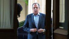Глава МИД РФ Сергей Лавров. Архивное фото