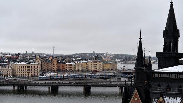 Стокгольм. Архивное фото