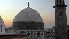 Виды Каира, Египет. Архивное фото